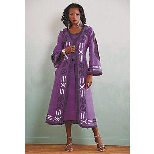 Yuna Jacket Dress from Ashro