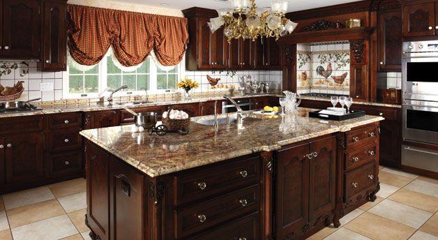 Dream Kitchen Cabinets