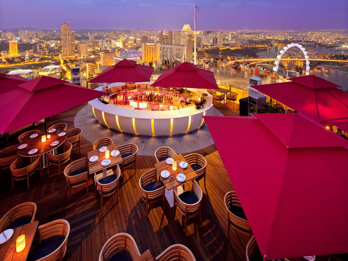 16 Incredible Rooftop Bars In 2020 Best Rooftop Bars Rooftop Bar Rooftop Restaurant