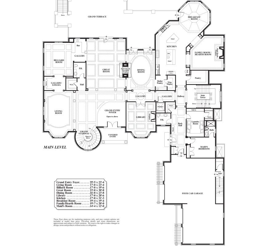 Screen Shot 2011 03 02 At 11 26 36 Pm Indoor Basketball Court Mansion Floor Plan Mansions For Sale