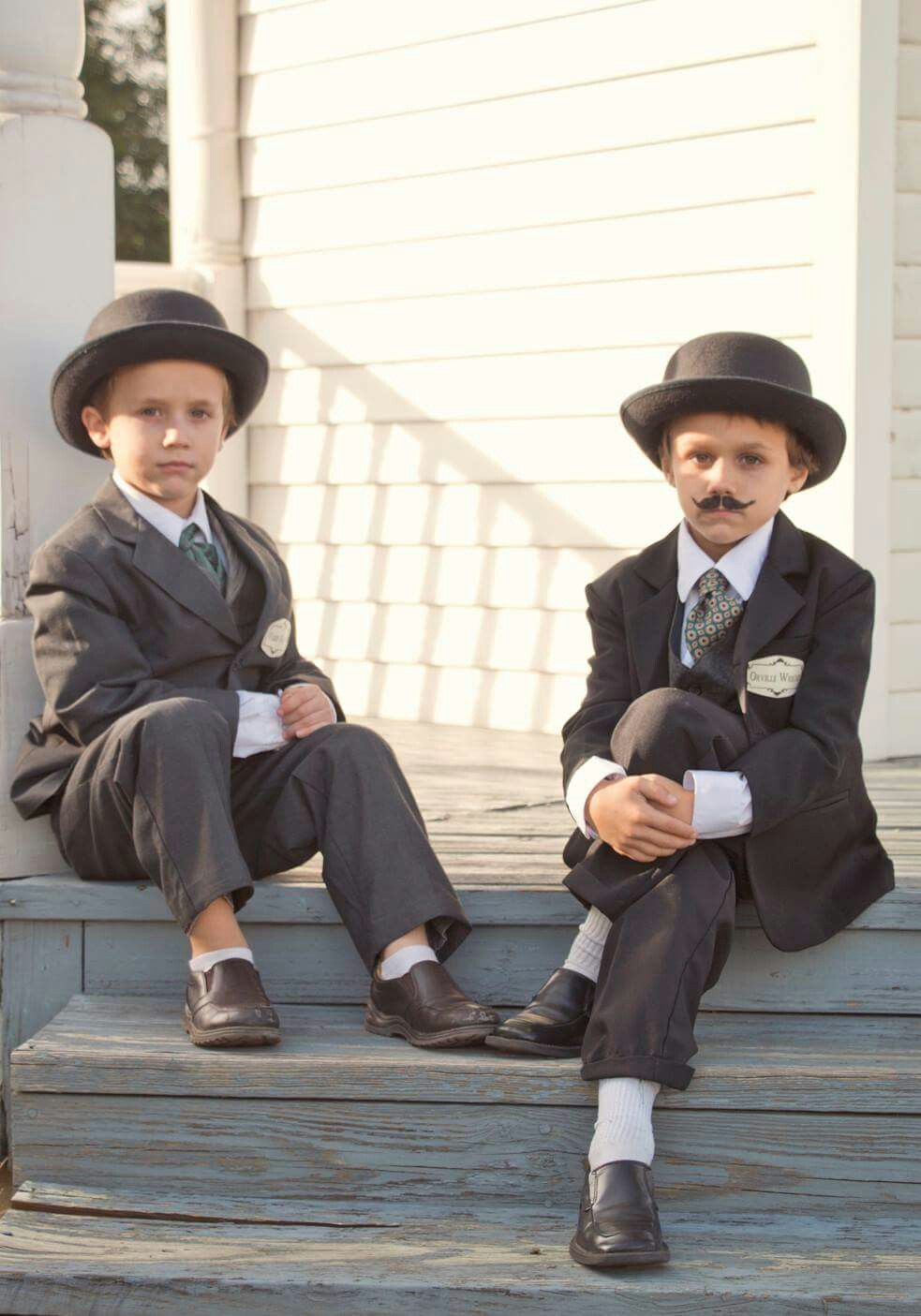 wright brothers halloween costumes - Halloween Costume For Brothers