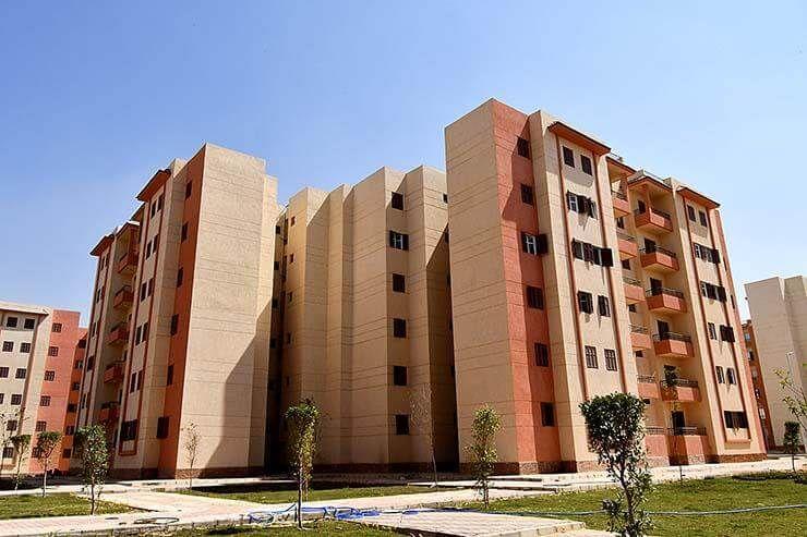 اكتوبر للتسويق والتطوير العقارى Multi Story Building Building Structures