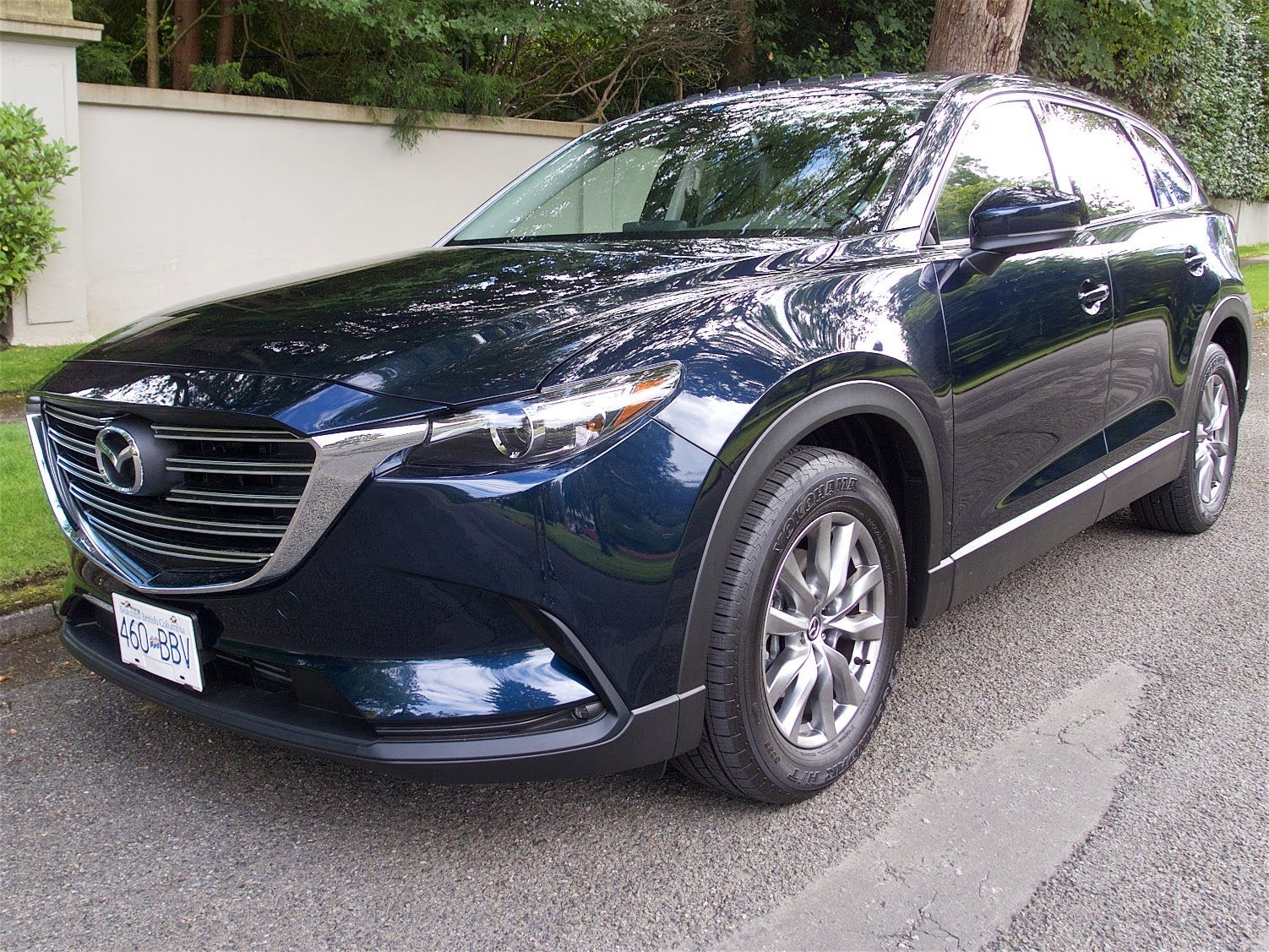 2017 Mazda Cx 9 Review Look Out Honda Pilot And Toyota Highlander Mazda Cx 9 Mazda Honda Pilot
