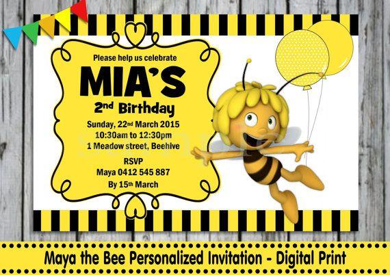 Maya The Bee Balloon 26 Inch Foil Balloon