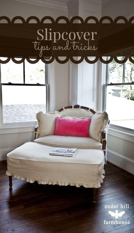 my slipcovering tips pinterest hussen und n hen. Black Bedroom Furniture Sets. Home Design Ideas