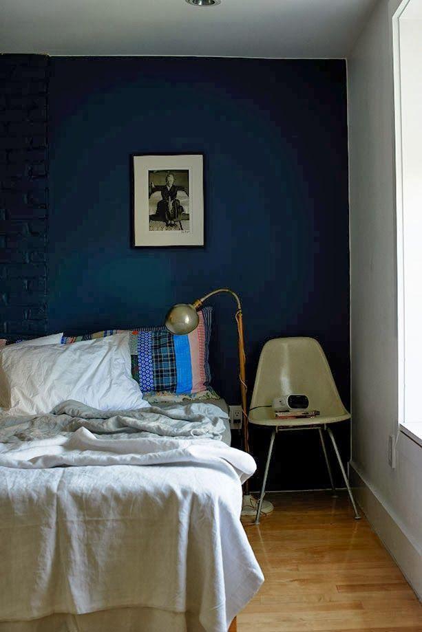 Una idea para tu rec mara comex h colores comex for Dormitorio oscuro decoracion