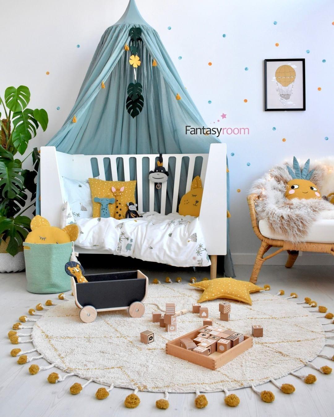 Idées déco chambre bébé fille ou garçon decochambre chambrebebe ...