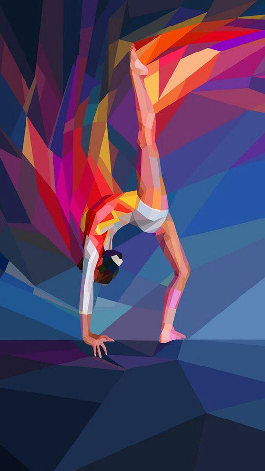 I love gymnastics!!!!!!!!!!