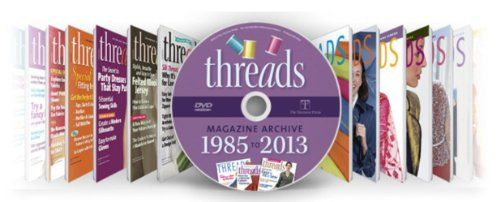 2013 Threads Archive DVD-ROM. Includes every issue from 1985-2013, all 170 issues searchable & at your finger tips! Threads,http://www.amazon.com/dp/1627101144/ref=cm_sw_r_pi_dp_5ZR5sb1YVP2RN02X    #wardrobechallenge