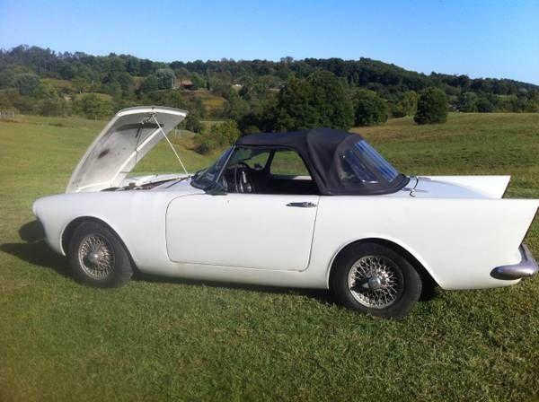 1960 Sunbeam Alpine $5,500 - Lexington, KY #ForSale # ...