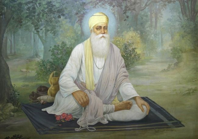 Guru Nanak Dev Ji three teachings