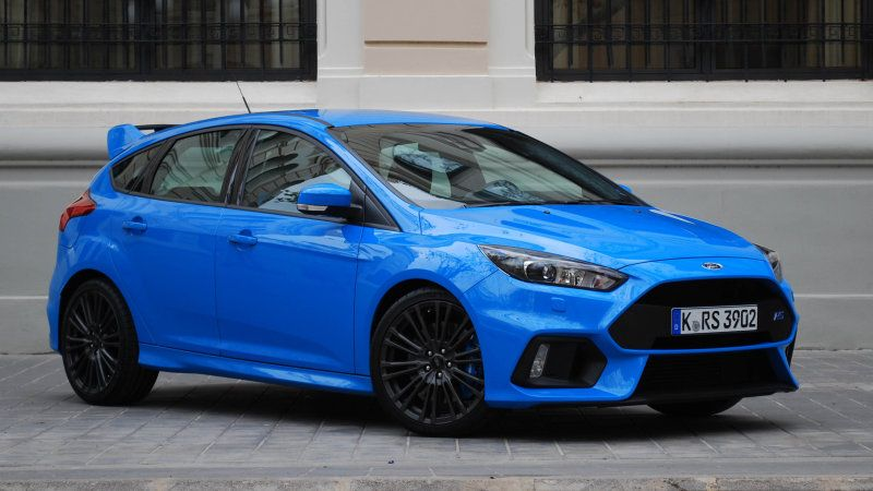 Mountune Focus Rs Kit Adds 25 Hp Preserves Warranty Ford Focus