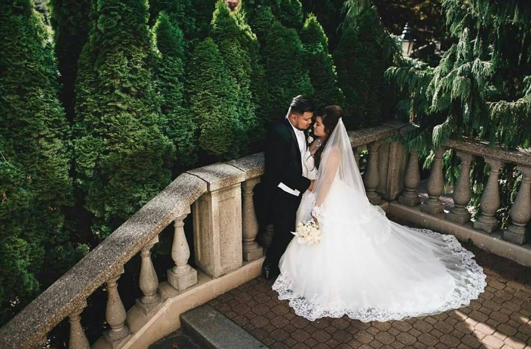 fabulous Vancouver wedding Another stunning shot on our stone staircase. #swaneset # ...