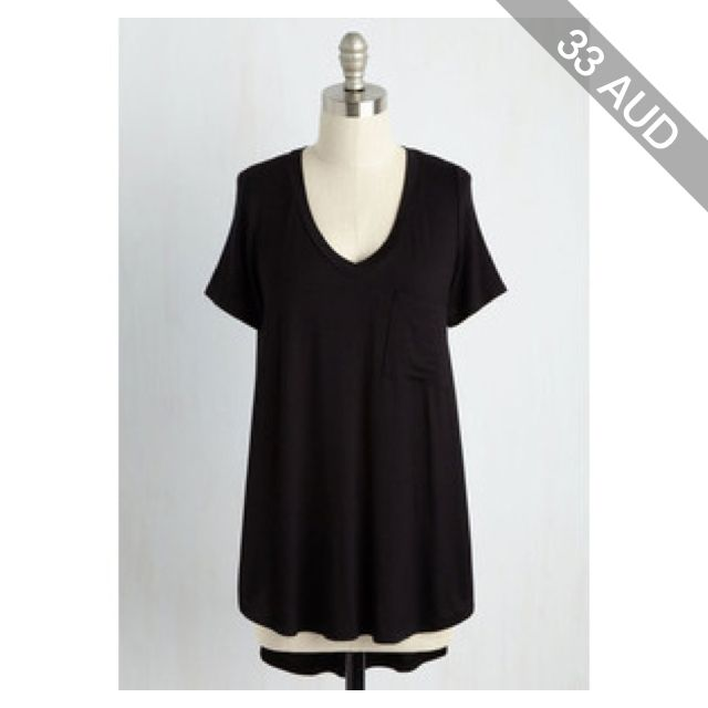 Minimal Mid-length Short Sleeves Yours Chill the End Top