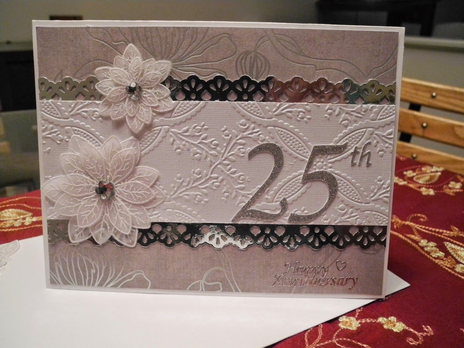 25th Anniversary Cards Donu0027t Run with Scissors