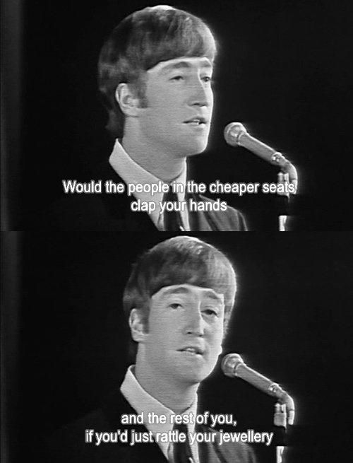 Royal Variety Performance in London 1963 ∞Funny