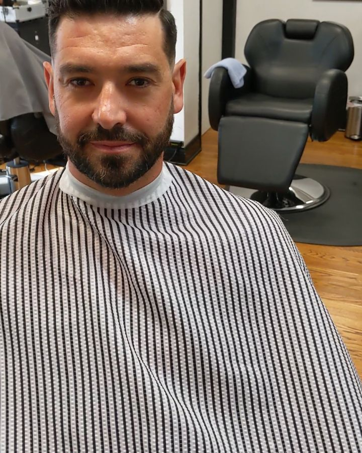 Beard Lining and Grooming for Men Chicago