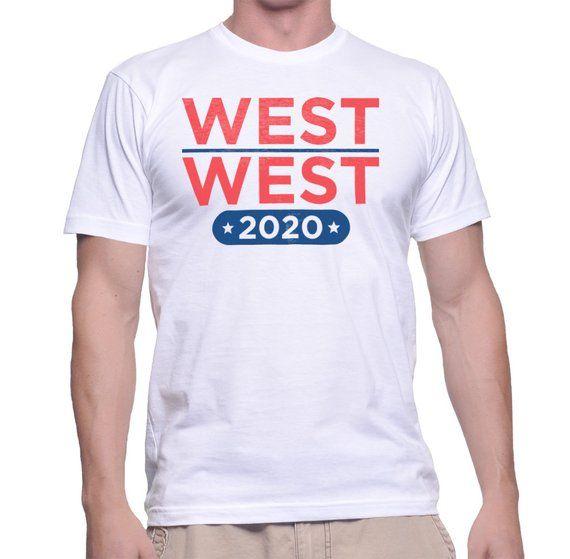 West West 2020 Campaign 2020 Presidential Campaign T Shirt T Shirt Shirts Hatoful Boyfriend