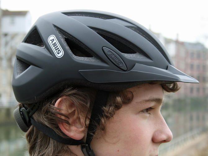 Abus Urban I Bicycle Helmet Bike Bicycle