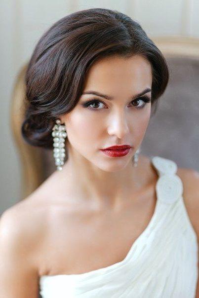 schminken - 22 ideen fürs braut make-up - hochzeit