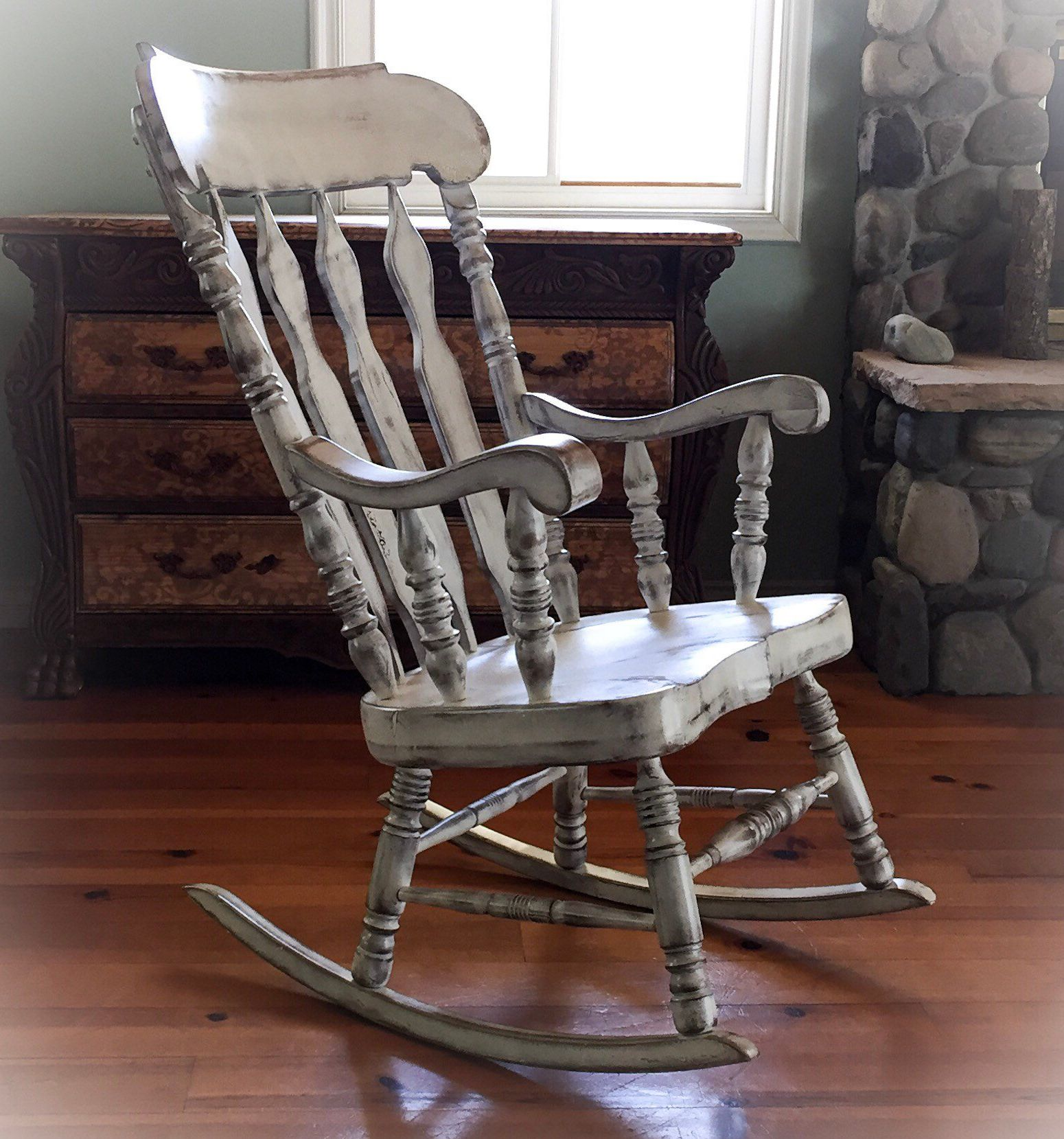 Oversized Large Rocking Chair From Reincarnated With Love