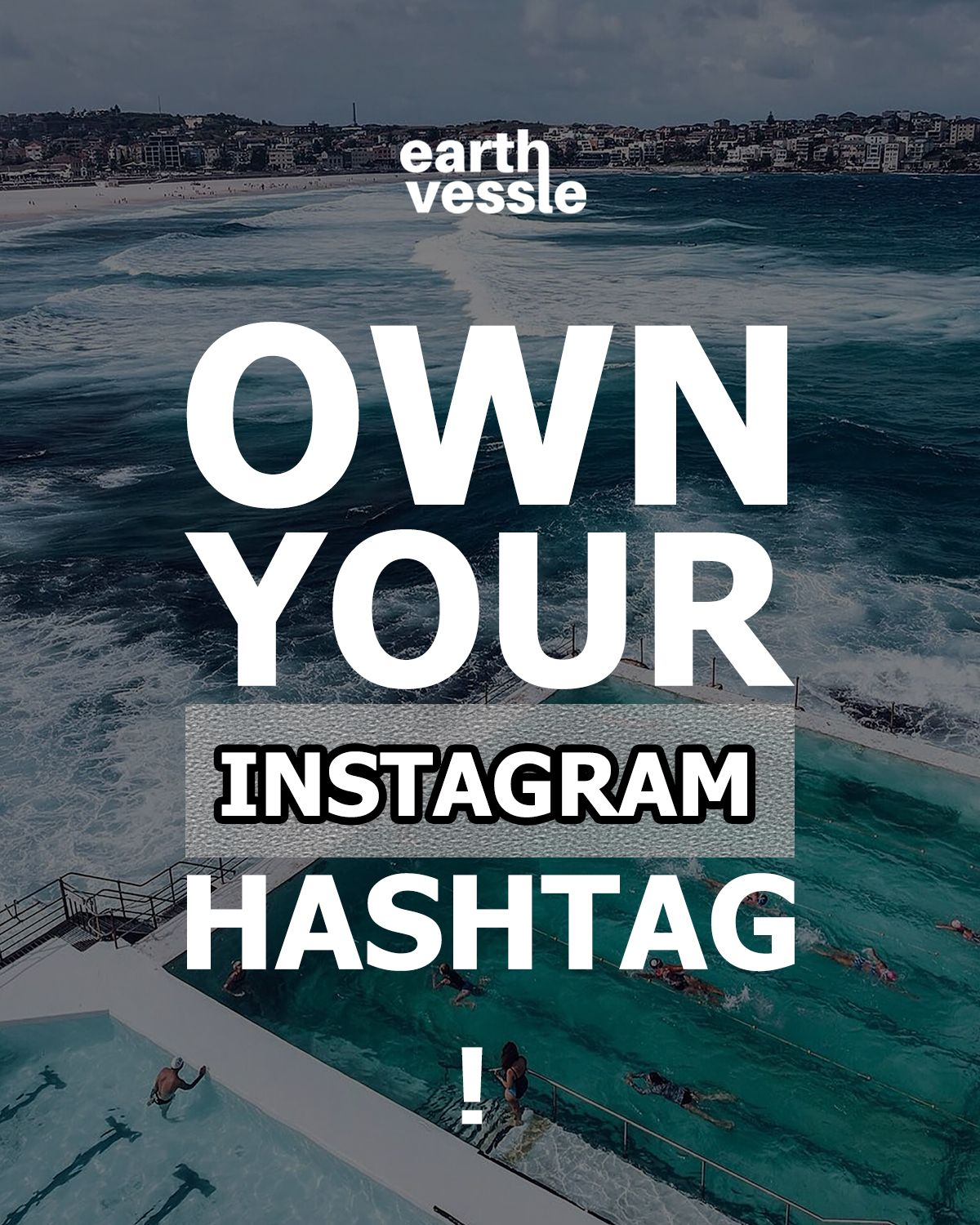 Create my own instagram hashtags without shadow banned in