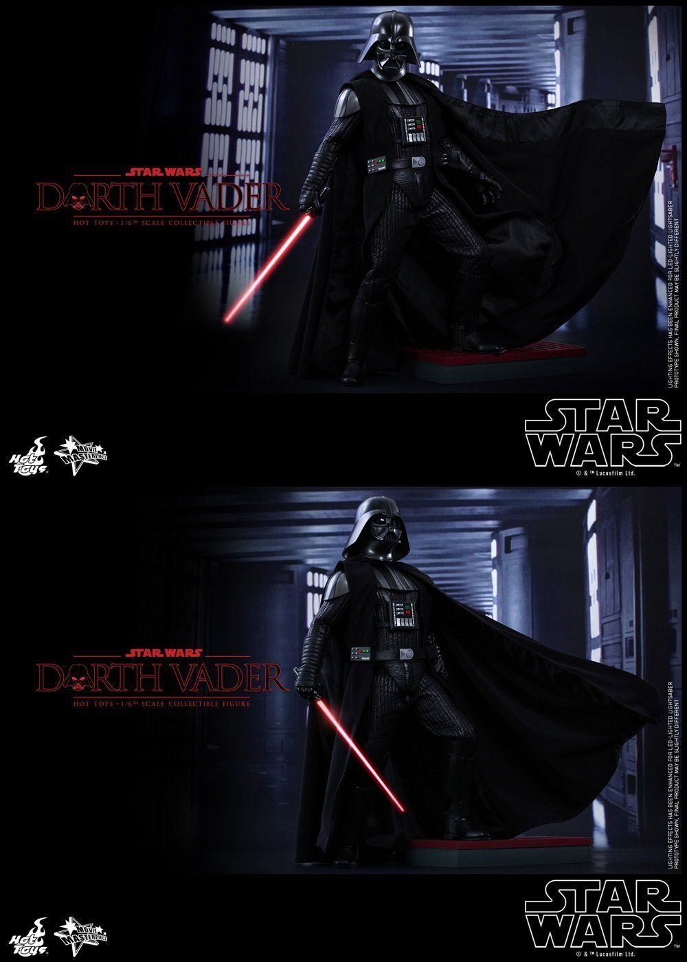 1 6 Darth Vader A New Hope Figure Darth Vader Is A Beautifully Crafted Figurine Of The Dark Lord Of The Sith Fro Darth Vader Star Wars Episode 4 A New Hope
