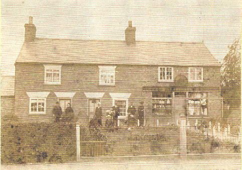 The village shop, Cawthorn General Stores, Christchurch, nr Upwell, Cambs. c.1910