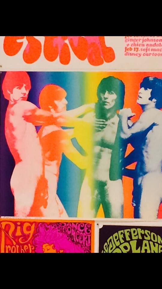 George Harrison  nackt