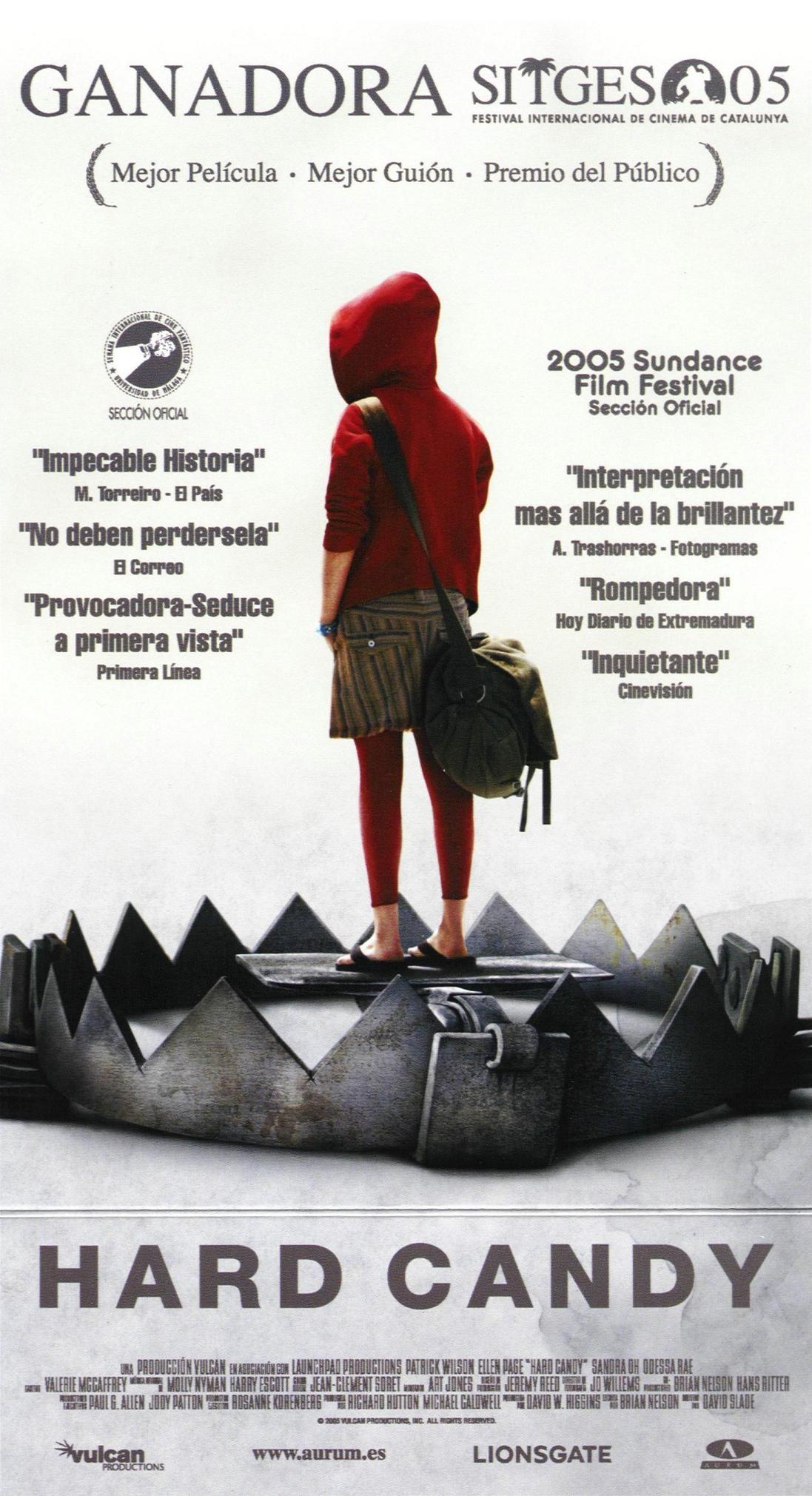 Hard Candy Poster Peliculas Mejores Peliculas Cine
