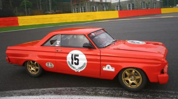 1964 Ford Falcon Touring Car racer