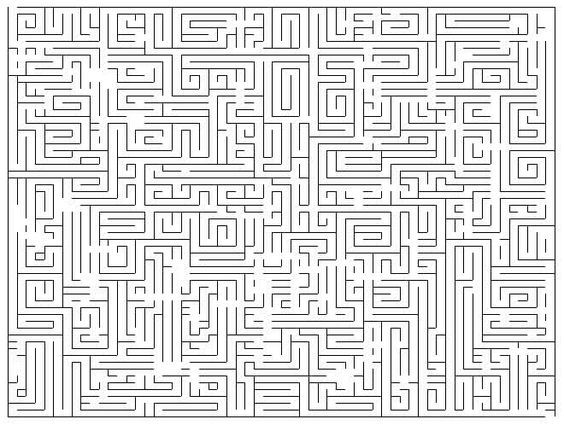 Hard Colors By Numbers Printable Mazes + Medium Difficulty and