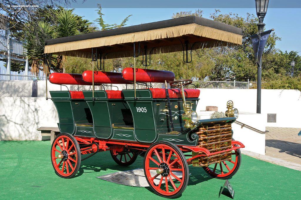 1905 Rapid NinePassenger Omnibus Images Passenger, Mini