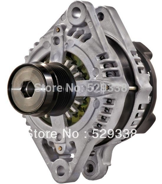 100 New 12v 130a Alternator 1042104570 1042104571 270600p150 2706031110 With Cluth Pulley For Toyota Lexus Alternator Rav4 Toyota Rav4