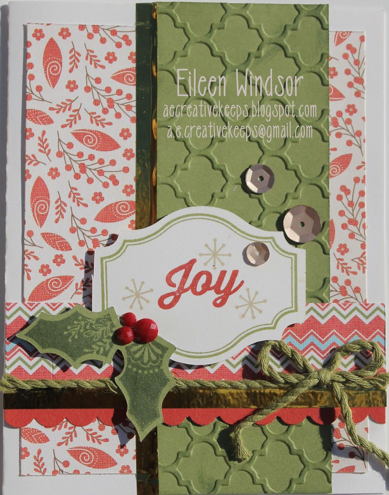 Card Making Layouts Ideas Part - 33: Eileen Windsor As A CTMH Close To My Heart Consultant W/ Scrapbook Layout  Ideas,
