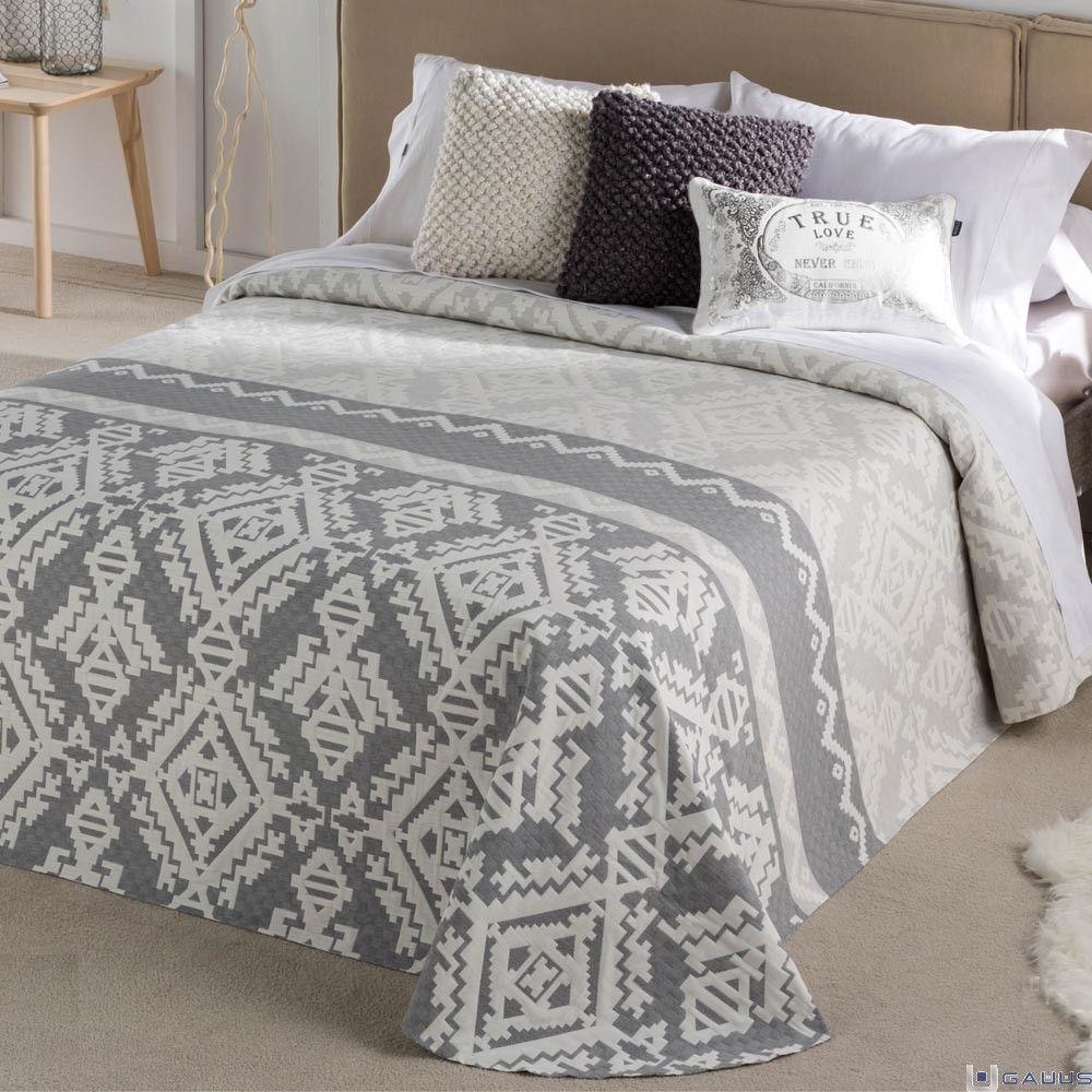 Colcha de cama clover antilo colchas primavera verano - Imagenes de colchas para camas ...