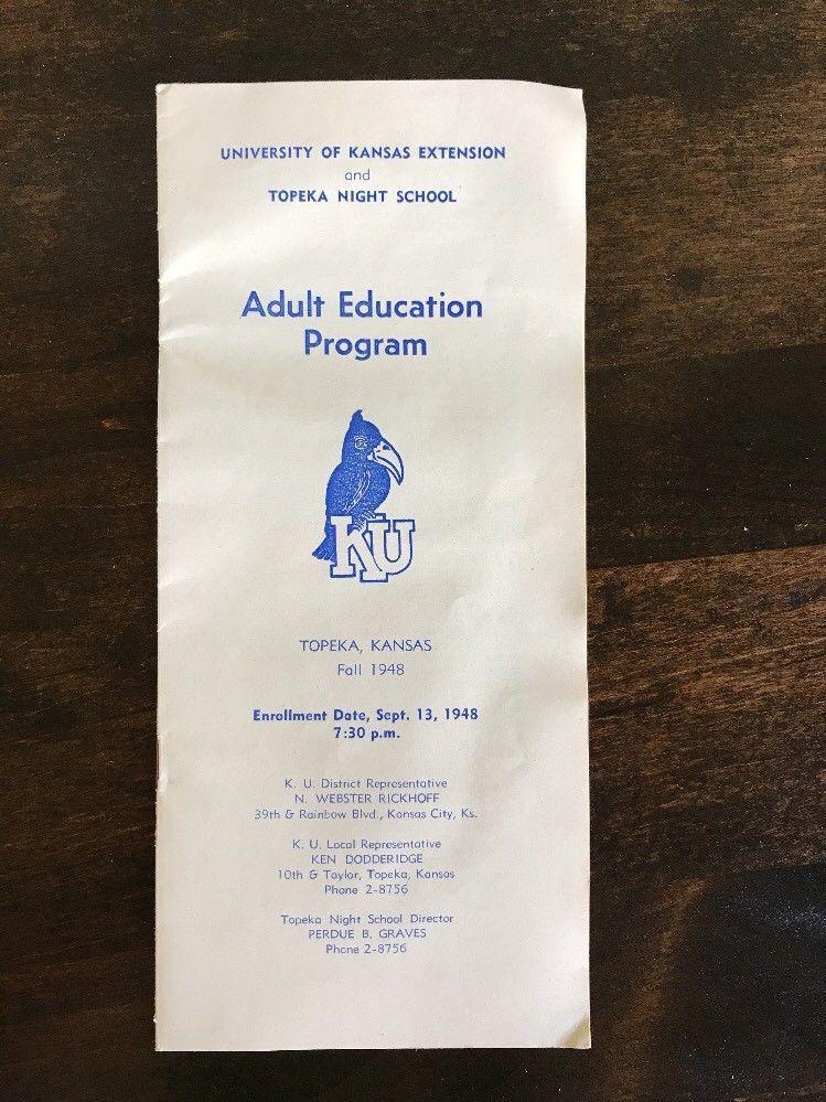 Remarkable, adult city education kansas ready