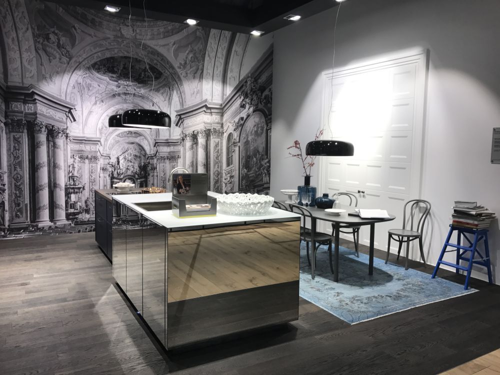 Neue Trends Und Innovationen Von Der Livingkitchen 2018 Messe Neue Trends Innovation Design
