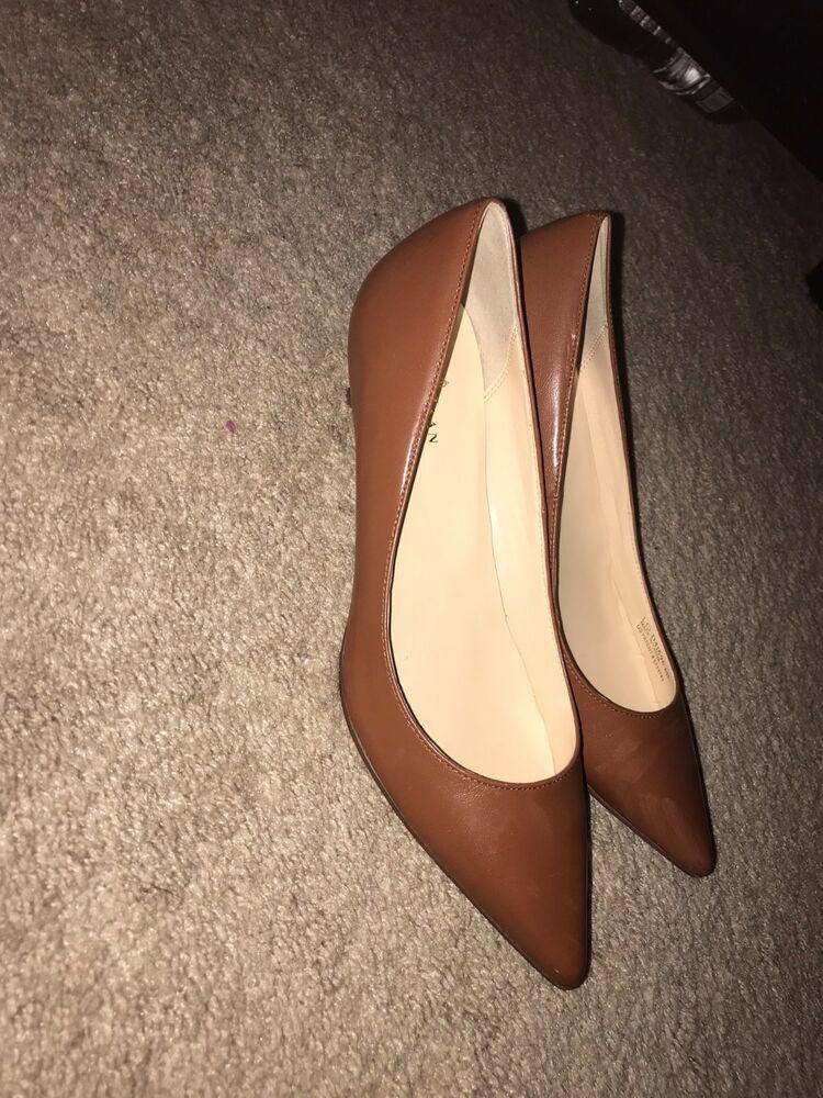a63fce2ba574 Cole Haan Vesta Kitten Heel Pump- Size 6. Camel Color.  fashion ...