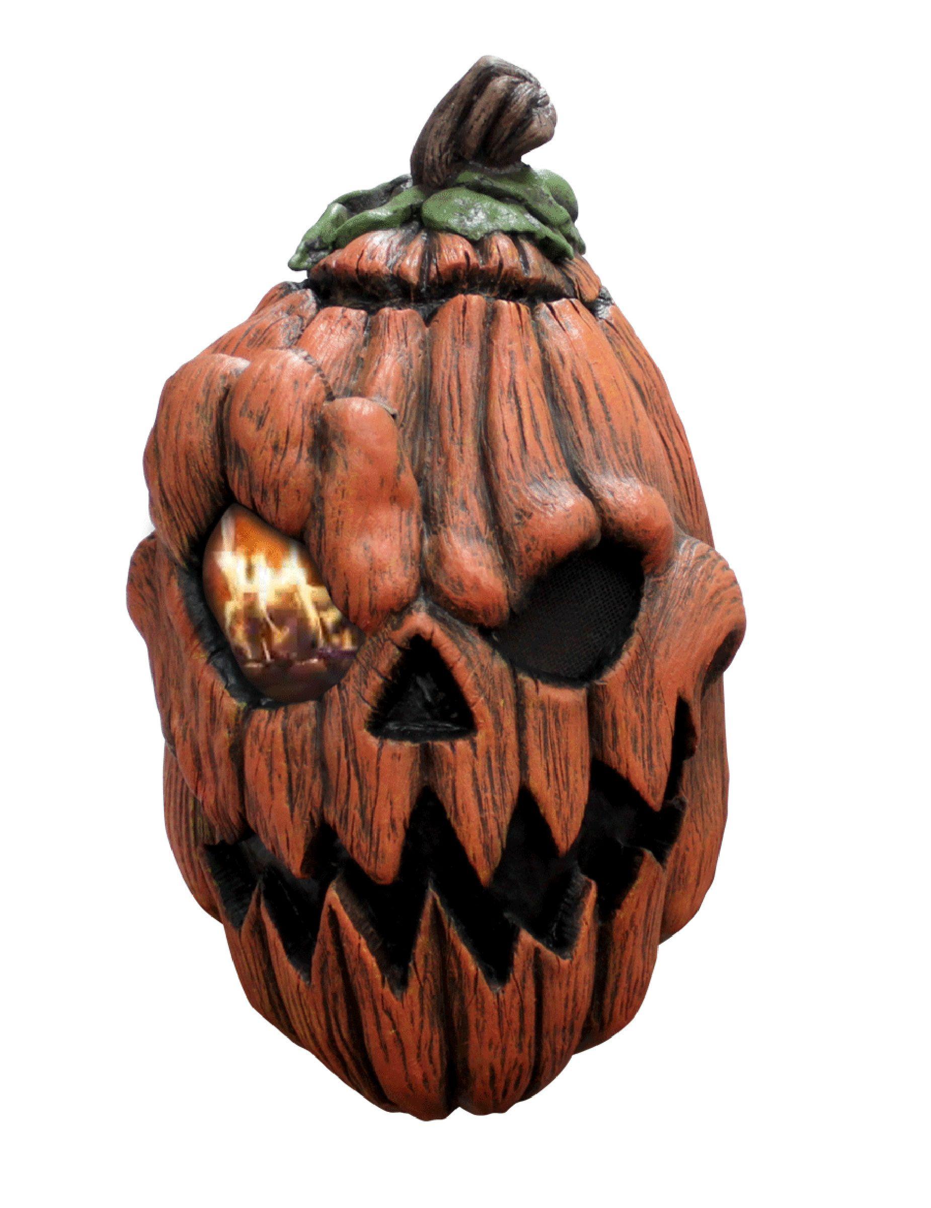 Terrible Citrouille Masque Halloween pour enfants-Effrayant En Caoutchouc Enfants Tête Horreur