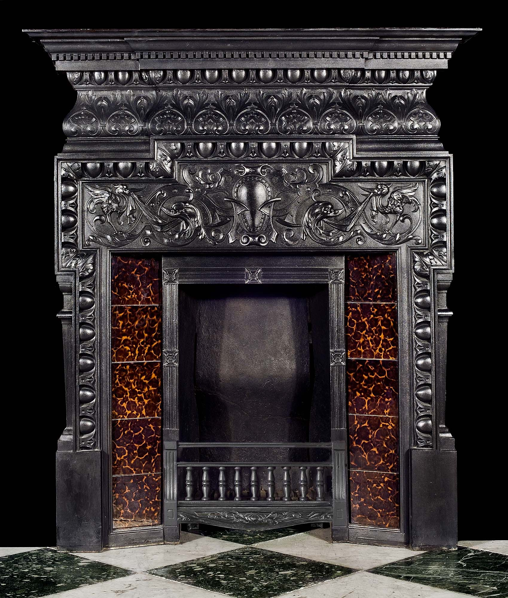 1000 images about renaissance period on pinterest renaissance - 1000 Images About Antique Iron Fireplaces And Fireplates On Cast Georgian Renaissance Fireplace Www Westlandlondon Com