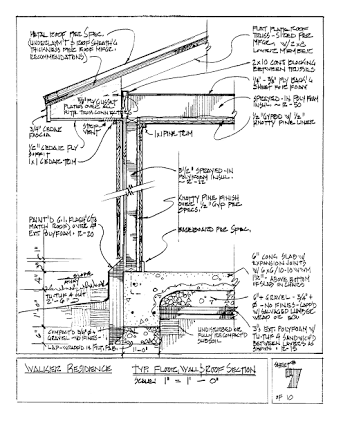 wood frame construction section dwg google search - Wood Frame Construction