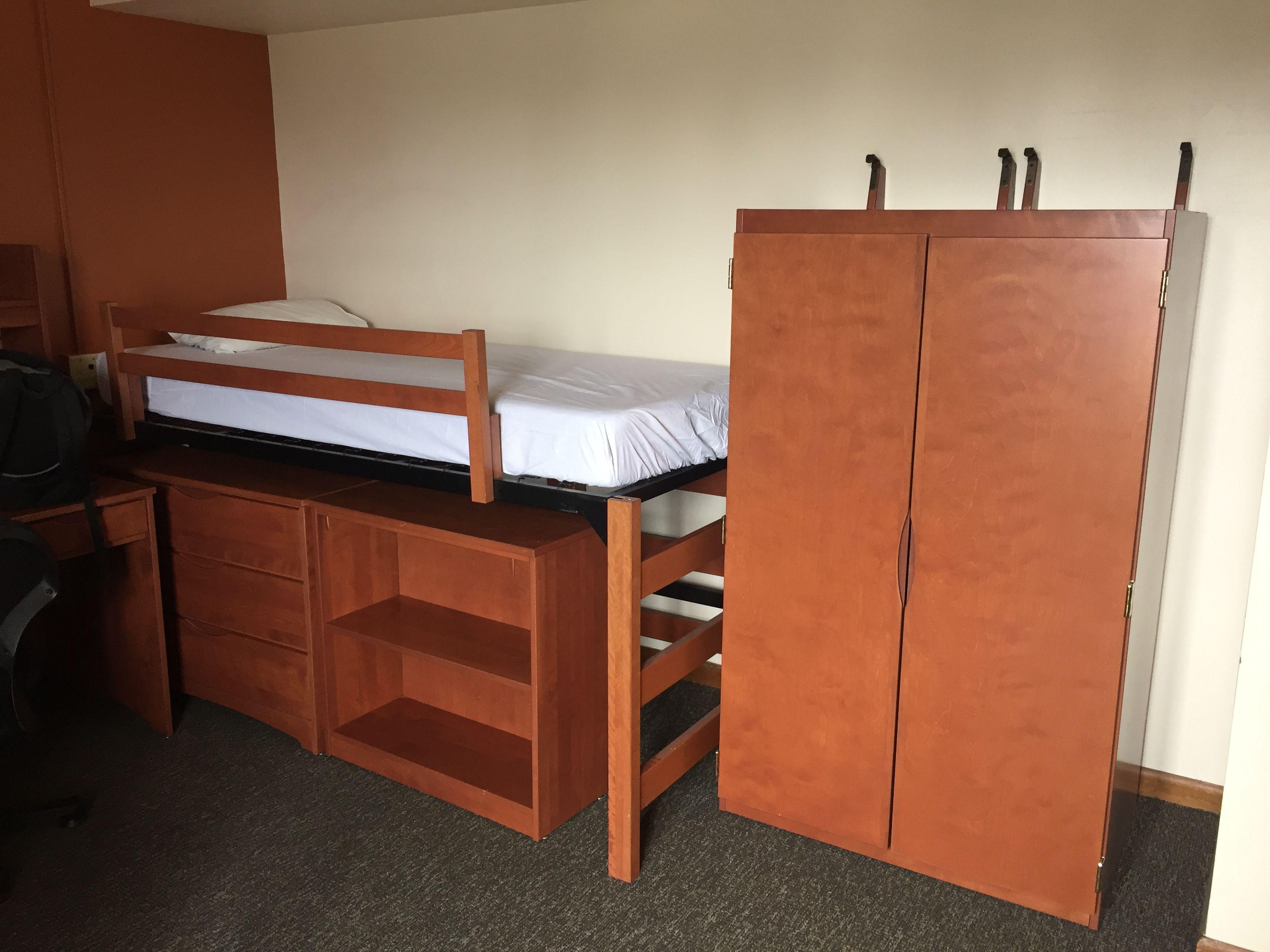 Marquette university cobeen hall dorm room 729 corner