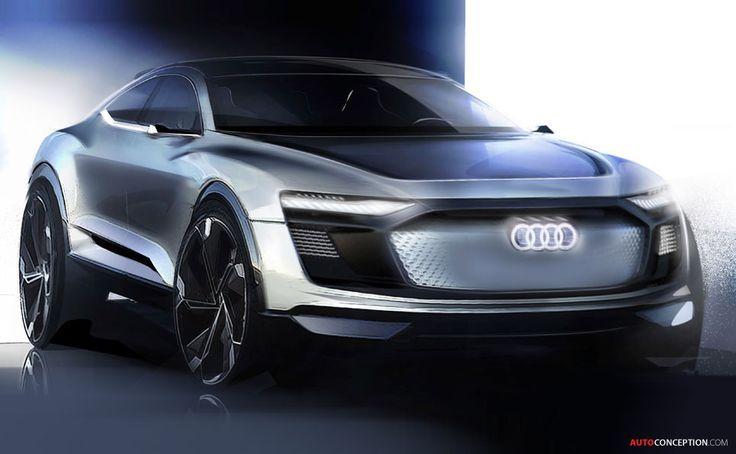 Cool Audi 2017: 2017 Audi e-tron Sportback Concept...  Automotive & Transport Design | Concept Art Check more at http://carsboard.pro/2017/2017/04/24/audi-2017-2017-audi-e-tron-sportback-concept-automotive-transport-design-concept-art/