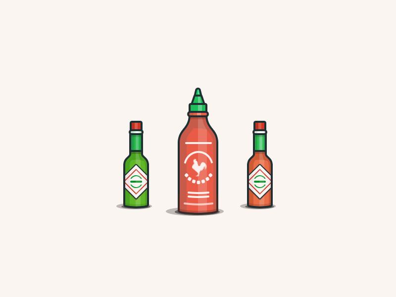 Cinco De Mayo Hot Sauce Chili Pepper Clip Art