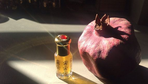 Christina the Astonishing botanical perfume by ArabesqueAromas, a ltd edition scent. $45.00