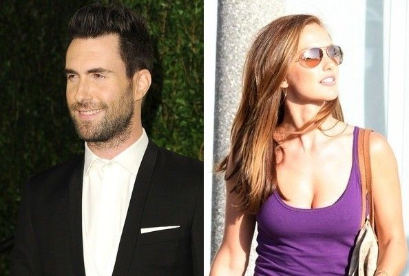 Adam Levine Has A Baby With Minka Kelly In Maroon 5 S Video For One More Night Minka Kelly One More Night Women