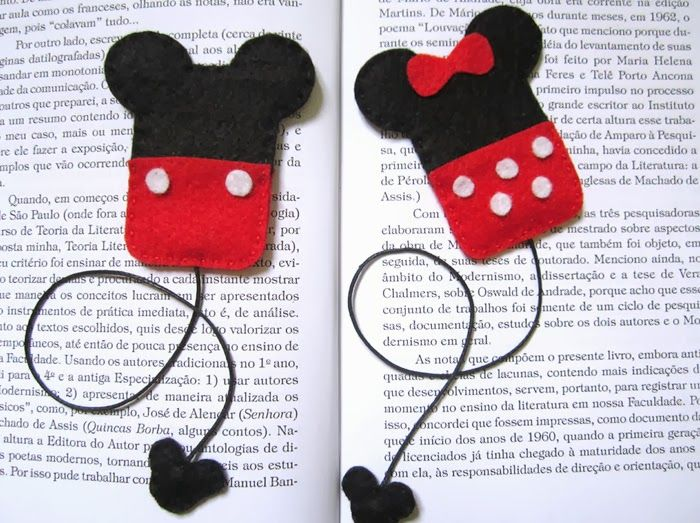 Disney bookmarks. The Craft Junkie DIY: Marca Páginas de ...