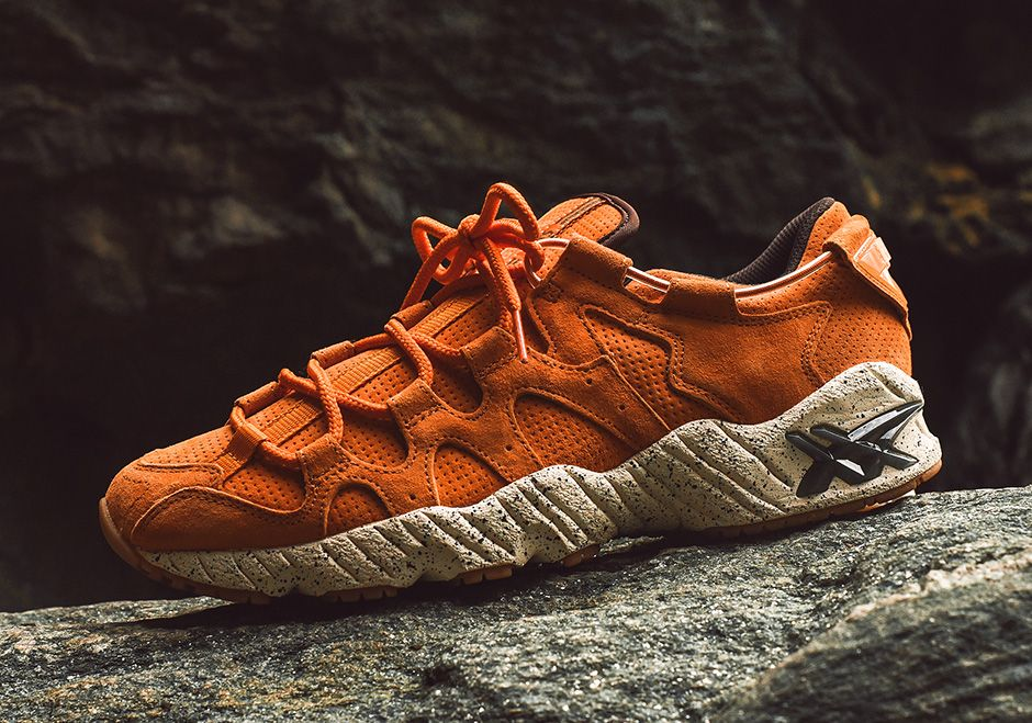Ronnie Fieg ASICS Gel Mai Militia Release Date   SneakerNews com is part of Asics sneakers - Ronnie Fieg unveils his ASICS Gel Mai Militia collaboration limited to 750 pairs releasing on November 22nd based on the old Gel Lyte III Mossad sample