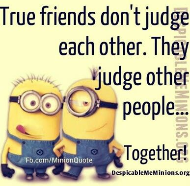 Here Are Some Cool Friendship Minions Quotes, Minions Are Really Sweet And  Sometimes Weird, Funny Characters That Are Totally Adorable, So We Have  Collected ...